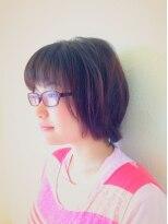 ヘア デザイン スタイリー(Hair Design stylee)ショートボブstylee