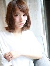 """アグ ヘアー コパン 新小岩店(Agu hair copan by alice)ナチュラル""""ラフ""""ウェーブ"""