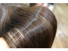 エルバッチャ 渋谷店(Lbaccia)の雰囲気(髪質改善リカバリーで、髪を再生化 今までにない髪質に)