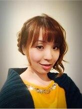 ヘア ホリック エメ(hair holic aimer)Junko
