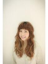 ファミーユ ヘア(Famille Hair)FamilleHair☆スタイリング簡単♪ 強めのサマーウェーブ