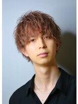 ザ サードヘアー 津田沼(THE 3rd HAIR)無造作マッシュ