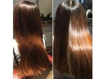 ヘア デザイン スタイリー(Hair Design stylee)の雰囲気(ヘアケアに力を入れています。どんなことでもご相談ください。)