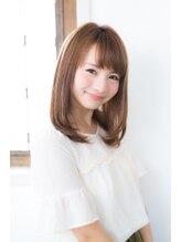 ソーエン ヘアー エイト 札幌駅前 札幌9号店(soen hair eight)飾らない可愛い×小顔ロブ