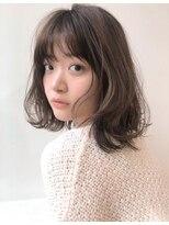 ガーデン ハラジュク(GARDEN harajuku)【鈴木ゆうすけ】上品フォルムなミディ × アッシュベージュ