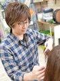 リアンフォーヘアー(Lien for hair)川崎 直人