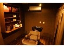 サロンドリアン(Salon de Lien)の雰囲気(個室のスパルーム完備。至福のリラックスタイムをアナタに…)