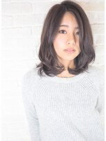 ヘアーブランド リンク 三宮店(HAIR BRAND Link)【Link】大人デコルテボブ