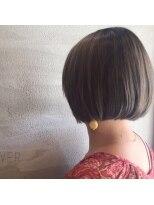 ヘアアンドヒーリング クローバー(Hair&Healing Clover)オリエンタルボブ