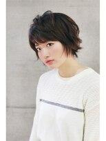モッズ ヘア 海浜幕張店(mod's hair)フェザーショート【PICADILLY 2001S/S】