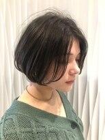 リル ヘアーデザイン(Rire hair design)【Rire-リル銀座-】ひし形ボブ