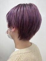 コレットヘア(Colette hair)◎春ピンク×パープルカラー◎