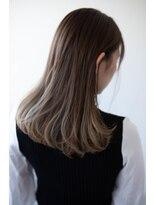 リコ ヘアアンドリラクゼーション(LICO HAIR&RELAXATION)【LICO】シアーベージュ ハイライトカラー
