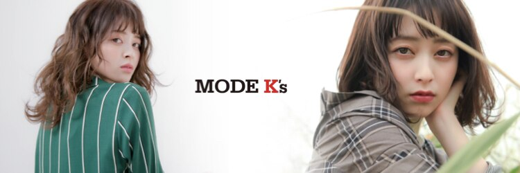 モードケイズ 相模大野店(MODEK's)のサロンヘッダー