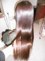 デザインヘアーピアジェ 八木店(DESIGN HAIR PIAGET)絶美2月中旬ハイブリッドKIRARAスーパー美髪になられたお客様