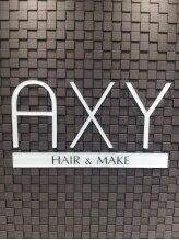 アクシー ヘアーアンドメイク(AXY HAIR&MAKE)AXY新宿 本店
