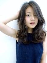 ☆blues☆大人可愛いオフィスヘア☆暗髪