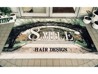 エイトマイル ヘアーデザイン(8Mile hair design)の写真
