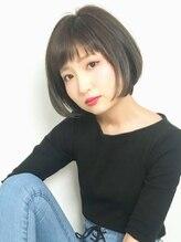 ヘアーブランド ユキ(hair brand YUKI)やわらかボブ