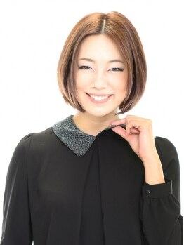 クーリン(koo rin)の写真/上質な仕上がり&サラツヤ感UP♪髪を傷めにくいエアーストレートで艶サラ★艶やか大人の女性らしさを演出♪