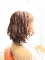 モルトン ヘアーデザイン(Molton. Hair Design)ミディアムperm☆