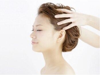チュラループ(CHURA LOOP)の写真/「ちょっと疲れたな…」という時にはヘッドスパがオススメ!髪や頭皮はもちろん、心も癒されます♪
