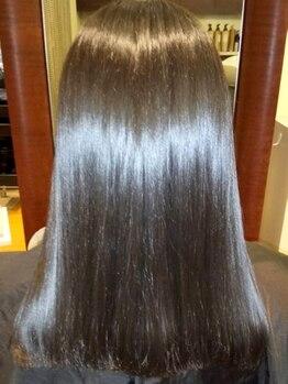 ヴァンクラウドローカス(VENTCLOUD LOCUS)の写真/★極上オーダーメイドTR★髪質・質感・ヘアデザインに合わせてカスタマイズ!理想のキレイが続く…♪