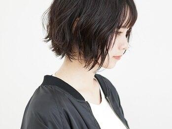 シイノ(Siino)の写真/ヌケ感のあるオシャレで柔らかいスタイルも繊細なカット技術で表現*ショートカットが初めての方にも♪