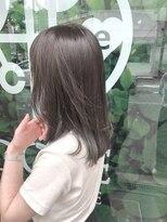 ドォート(Dote hair make)☆小顔セミディ×大人気グレージュカラー☆ 林 大樹
