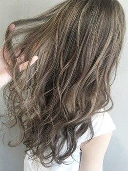 ヘアメイク フェイス(hair make faith)の写真/【新規 カット+カラー+トリートメント7700円】思い通りの色味を実現し、あなたの憧れのスタイルへ☆