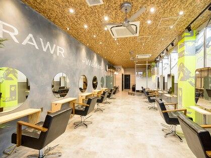 RAWR hair WaMen 鎌ヶ谷店【ロアー ヘアー ワメン】