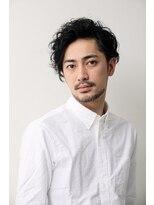 ヘアーズ ベリー 平野店(hairs BERRY)デキる男のスマートセット!
