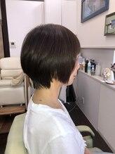 フラップ(FLAP Hair Design)爽やか ショート