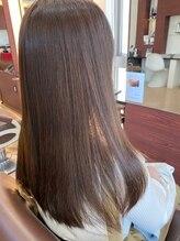 ヘアースペース オブジェ(Hair Space Objet)つや髪ロング
