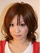 ヘアメイク オブジェ(hair make objet)スウィングパーマ♪