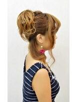 ヘアーサロン エール 原宿(hair salon ailes)(aies原宿)style141カジュカワポニー