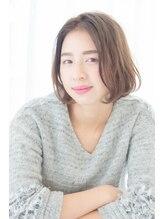 メイ 盛岡店(May.hair&make)女度アップ Mayふんわりボブ
