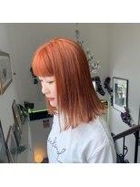 アクタノイドエット(acta noid etto)オレンジカラー