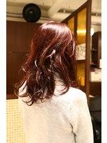 ローグヘアー 亀有店(Rogue HAIR)ベリーピンク