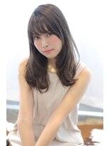 ヘアリゾート バレンタイン(hair+resort valentine)ツヤ髪×光色ヌーディカラー