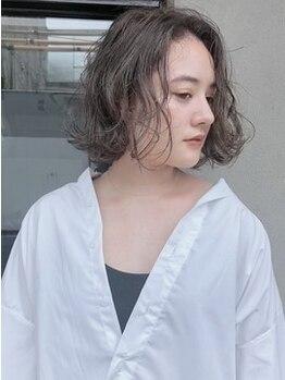 ピープル オモテサンドウ(people omotesando)の写真/日本人の特性を生かしつつ外国人風に落とし込む!デザインカラーはSNSで話題のピープルで◎