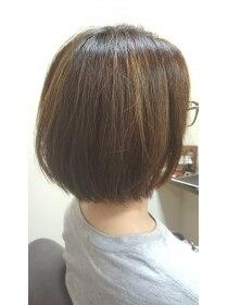 ヘアプロデュース ムース(Hair Produce MU SU)カジュアルボブ