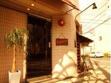 ファンタジア(fantasia)の雰囲気(まるでリゾートを思わせるような店構え。気軽に立ち寄ってね。)