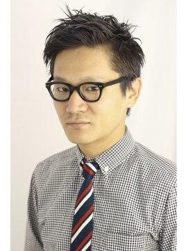 【DERA'S】眼鏡とネクタイの似合うオシャレスタイル