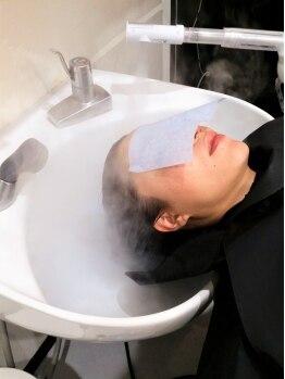 ヒーリングヘアーサロン コー(Healing Hair Salon Koo)の写真/こだわりの美髪トリートメントでうるツヤな髪へ☆髪質に合わせて必要なケアができるラインナップ!【松戸】