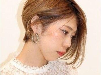 ビスヘアアンドメイク(BIS hair&make)の写真/【岐阜駅から徒歩10分/金宝町】大人可愛いショートヘアならおまかせ!あなたらしいスタイルをご提案します♪