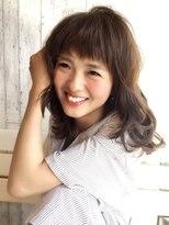 モウ ライフヘアー(MOW LIFE HAIR)MOW☆透明感も!ゆるふわも!愛されボブ