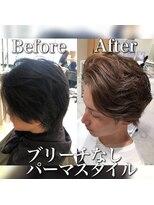 ビューティーコネクション ギンザ ヘアーサロン(Beauty Connection Ginza Hair salon)【ナイリーstyle】20代30代40代メンズスタイル