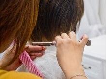 プリシラ梅田サロンの雰囲気(今までと変わらないヘアスタイルにデザインさせていただきます。)
