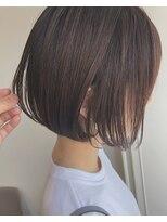 ケーオーエス(KOS beauty hair, nail & eyelash)ナチュラルボブ